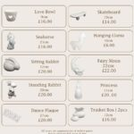 Potters Barn Ribchester pottery painting packs
